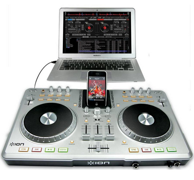 Ion Discover DJ Pro