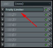 Fruity Limiter